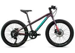 Детский велосипед Orbea MX 20 Team-Disc Purple-Pink 2020