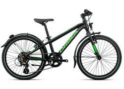 Детский велосипед Orbea MX 20 Park Black-Green 2020