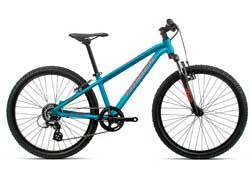 Подростковый велосипед Orbea MX 24 XC Blue-Red 2020