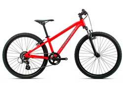 Подростковый велосипед Orbea MX 24 XC Red-Black 2020