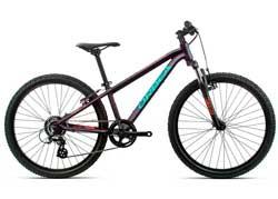 Подростковый велосипед Orbea MX 24 XC Purple-Pink 2020