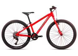 Подростковый велосипед Orbea MX 24 Team Red-Black 2020