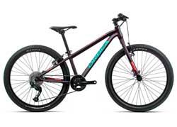 Подростковый велосипед Orbea MX 24 Team Purple-Pink 2020