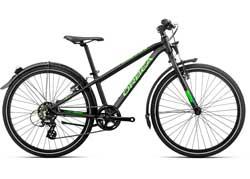 Подростковый велосипед Orbea MX 24 Park Black-Green 2020
