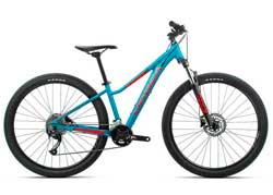 Подростковый велосипед Orbea MX 27 ENT Dirt XC XS Blue-Red 2020
