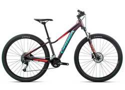 Подростковый велосипед Orbea MX 27 ENT Dirt XC XS Purple-Pink 2020