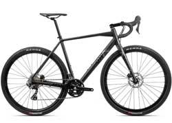 Велосипед Orbea Terra H40-D M Black 2020