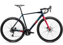 Велосипед Orbea Terra H40-D M Blue-Red 2020