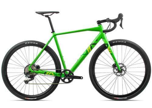 Велосипед Orbea Terra H30-D 1X M Green 2020