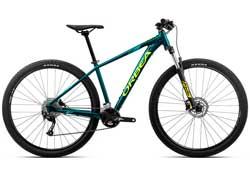 Велосипед Orbea MX 27 50 L Ocean-Yellow 2020