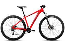 Велосипед Orbea MX 27 40 S Red-Black 2020