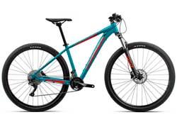 Велосипед Orbea MX 27 20 L Blue-Red 2020