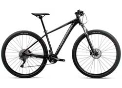 Велосипед Orbea MX 27 20 M Black-Grey 2020