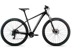 Велосипед Orbea MX 29 50 XL Black-Grey 2020