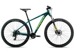 Велосипед Orbea MX 29 50 M Ocean-Yellow 2020