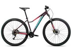 Велосипед Orbea MX 27 ENT 50 S Purple-Pink 2020