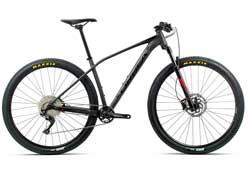 Велосипед Orbea Alma 27 H50 M Black 2020