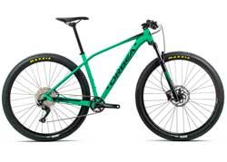 Велосипед Orbea Alma 27 H50 M Mint-Black 2020