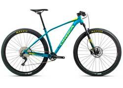 Велосипед Orbea Alma 27 H50 M Blue-Yellow 2020
