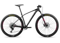 Велосипед Orbea Alma 27 H30 M Black 2020