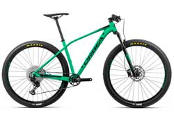 Велосипед Orbea Alma 27 H30 M Mint-Black 2020