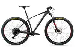 Велосипед Orbea Alma 27 H20-Eagle S Black 2020