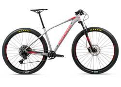 Велосипед Orbea Alma 27 H20-Eagle M Grey-Red 2020