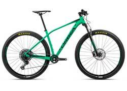 Велосипед Orbea Alma 27 H20 M Mint-Black 2020