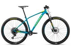Велосипед Orbea Alma 27 H20 М Blue-Yellow 2020