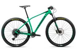 Велосипед Orbea Alma 29 H20-Eagle L Mint-Black 2020
