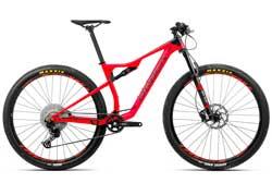 Велосипед Orbea Oiz 29 H30 M Red-Black 2020