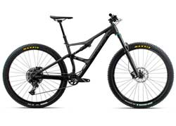 Велосипед Orbea Occam H20-Eagle M Black 2020