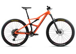 Велосипед Orbea Occam H20-Eagle L Orange-Blue 2020