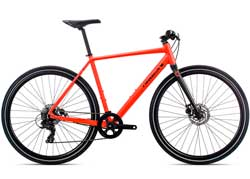 Велосипед Orbea Carpe 40 20 M Red-Black 2020