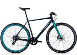 Велосипед Orbea Carpe 30 20 M Blue-Turquoise 2020