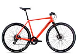 Велосипед Orbea Carpe 30 20 L Red-Black 2020