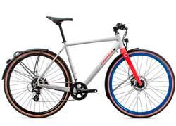 Велосипед Orbea Carpe 25 20 L White-Red 2020