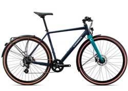 Велосипед Orbea Carpe 25 20 L Blue-Turquoise 2020