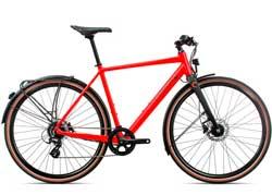 Велосипед Orbea Carpe 25 20 L Red-Black 2020