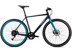 Велосипед Orbea Carpe 20 20 L Blue-Turquoise 2020