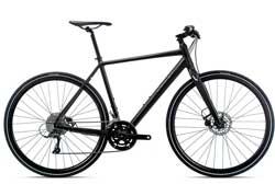 Велосипед Orbea Vector 30 XS Black 2020