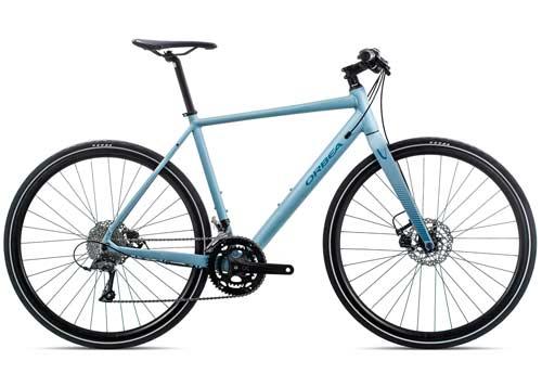Велосипед Orbea Vector 30 L Blue 2020