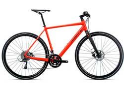 Велосипед Orbea Vector 30 L Red-Black 2020