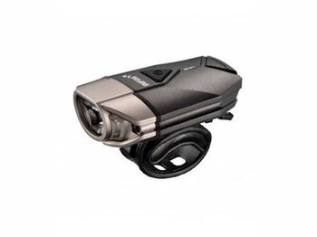 Фонарь передний INFINI Super Lava 4 режима, размер: 69?43?24мм черн./титан