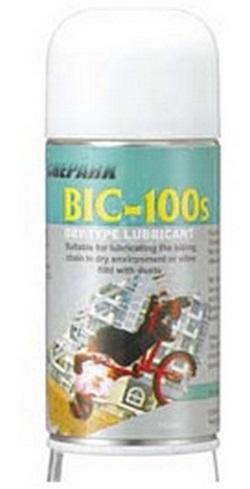 Смазка цепи Chepark BIC-100-S аэрозоль для сухих погодных условий, объём 150мл