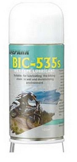 Смазка цепи  для вл. пог. усл. Chepark BIC-535-S,аэроз. 150мл