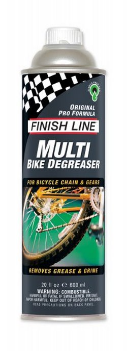 Очиститель FINISH LINE Multi Degreaser(EcoTech2)-20oz,600мл