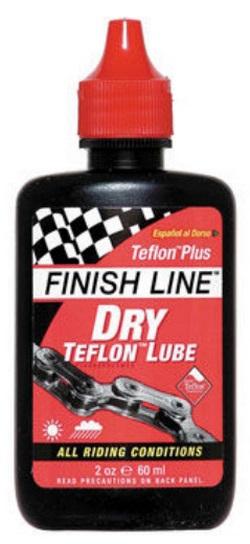 Смазка Finish Line жидкая Teflon Plus, 60ml