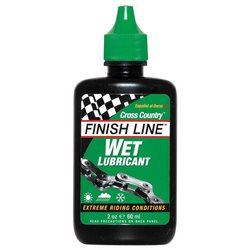 Смазка цепи для экстрем. усл. FINISH LINE SYNTHETIC 60 мл