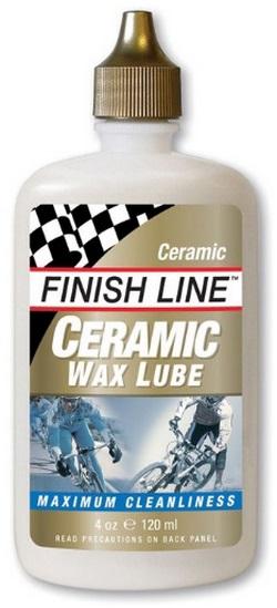 Смазка Finish Line жидкая Ceramic Wax восковая с керамическими присадками, 120ml